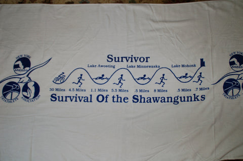 Survivor Towel