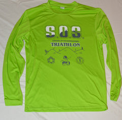 Longsleeve Performance Shirt