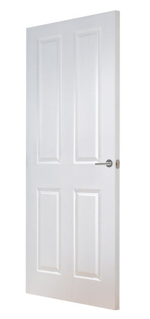 Indoors Shannon Moulded 4 Panel Smooth Door 78 X 30 X 44Mm