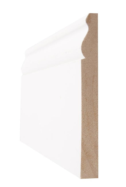 Indoors Primed 6 Inch Og Skirting 19X144X3.6M(5Pcs)