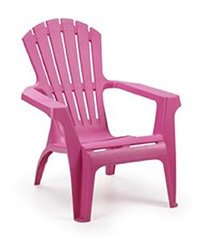 Brights Chair Pink