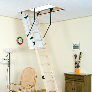 Oman Termo Attic Loft Ladder 1200 X 600