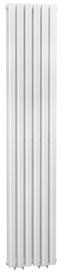 Celsius Vertical Radiator 1800X354mm White