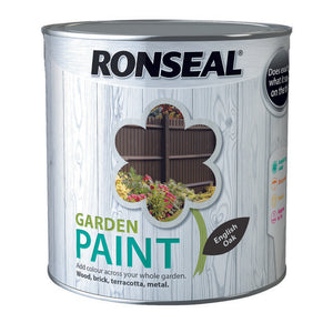 Ronseal Garden Paint 2.5L English Oak