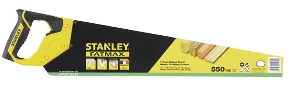 Stanley FatMax 550mm(22in) Heavy Duty Saw