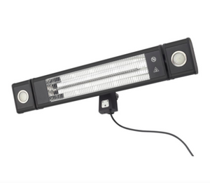 Blaze Wall Mounted 2000W Patio Heater