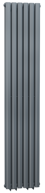 Celsius Vertical Radiator Anthracite