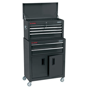 "24"" Combined Roller Cabinet & Tool Chest"