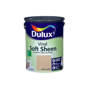 Dulux Vinyl Soft Sheen Warm Sands 5L