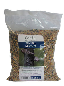 2.5kg Wild Bird Mix
