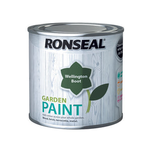 Ronseal Garden Paint 250ml Wellington Boot