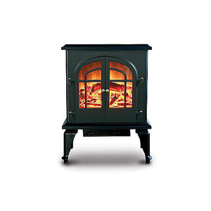 DEVILLE ELECTRIC STOVE 2000W (BLACK)