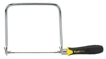 Stanley Fat Max Coping Saw