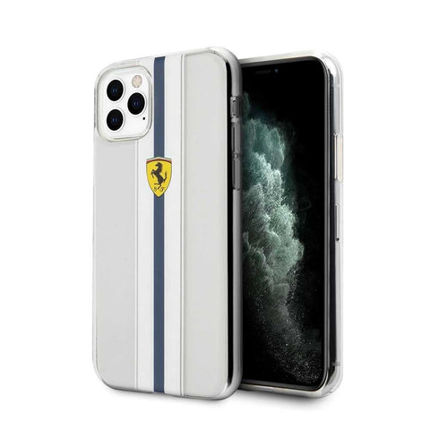 Sceduria Ferrari Genuine Fiber Crafted Limited Edition Case For iPhone 11 Pro
