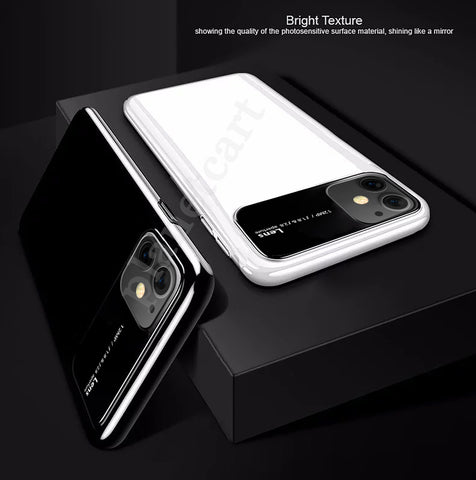 Polarized Lens Glossy Edition Smooth Case For iPhone 11 - Planetcart