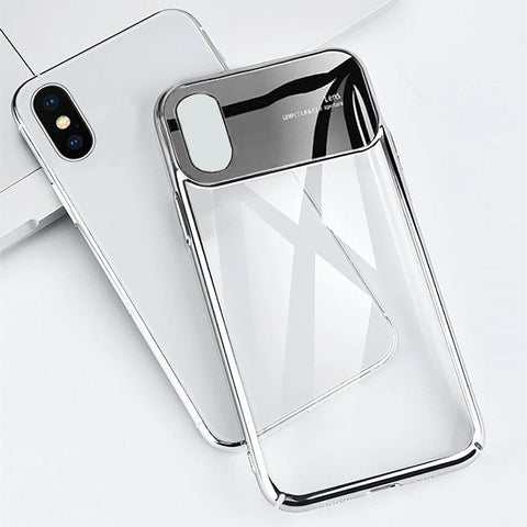 New Edition Smooth Luxury Lens Case For  iPhone Xs Max