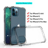 King Kong Silicone Transparent Bumper Soft Case Cover For iPhone 12 Mini