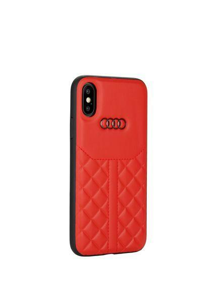 Audi Q8 D1 Leather Crafted Limited Edition Case For iPhone XR - Planetcart