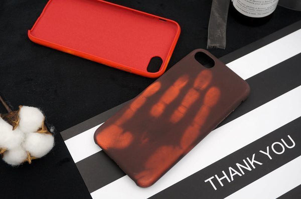 iPhone 8 Plus Touch Sensitive Color Changing Back Cover - Planetcart