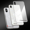 Dream Shell Series Textured Marble Case [ Non Sensor Working ] For iPhone XS Max