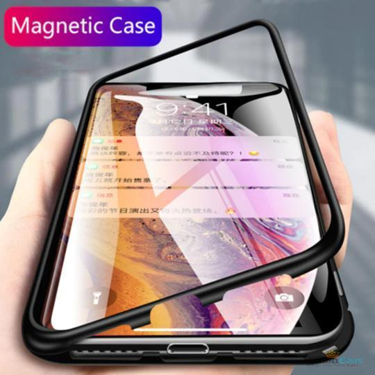 Clear View Mirror Standing Flip Case [ Non Sensor Working ] For iPhone XS Max - Planetcart