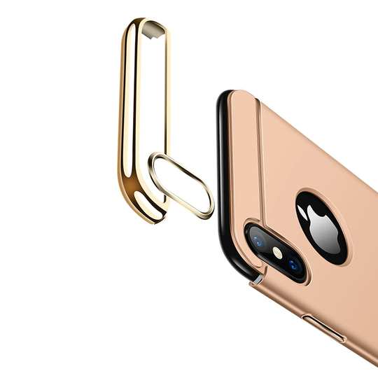 Luxury Electroplating Matte Case For iPhone XS Max - Planetcart