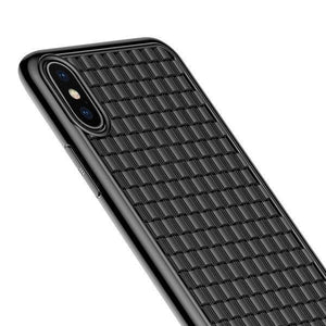 Baseus knitted Breathing Soft Case For iPhone XS Max - Planetcart