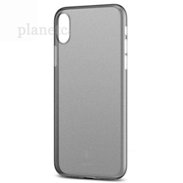 Baseus Ultra Slim Matte Paper Back Case For iPhone XS Max - Planetcart