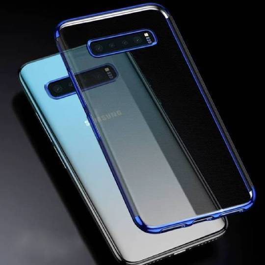 Baseus Glitter Transparent Ultra Thin Case For Samsung Glaxy S10e - Planetcart