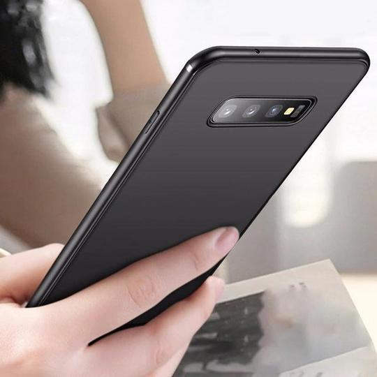 Ultra Thin Matte Back Paper Case For Samsung Glaxy S10 Plus - Planetcart