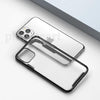 Henks Matte Transparent Case For iPhone 11 Pro