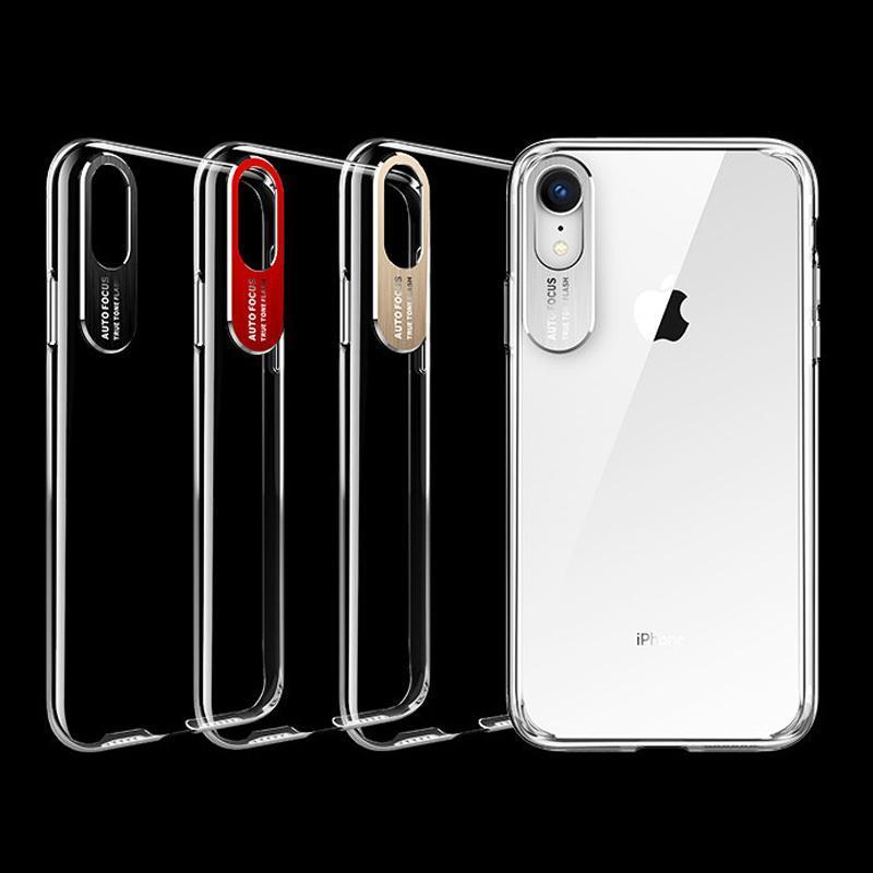 Glorious PC Transparent Hard Case For  iPhone XR - Planetcart