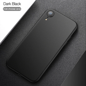 iPhone XR Luxury Ultra Thin Smooth Matte Case - Planetcart
