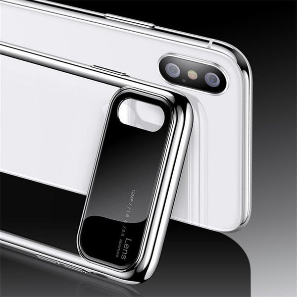 New Edition Smooth Luxury Lens Case For  iPhone XR - Planetcart