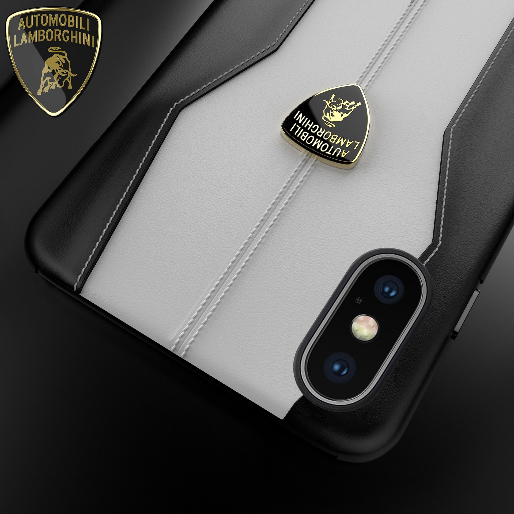 Lamborghini Huracan D1 Leather Crafted Limited Edition Case For iPhone XS Max - Planetcart