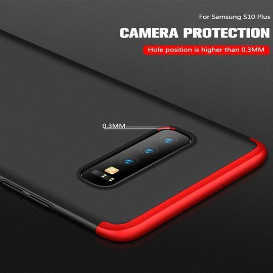 Ultimate 360 Degree Protection Case For Samsung Glaxy S10 Plus - Planetcart