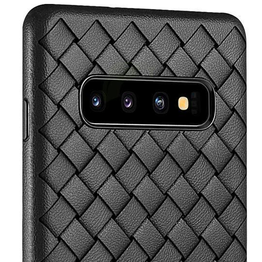 SAMSUNG GALAXY S10 ULTRA-THIN GRID WEAVING CASE - Planetcart