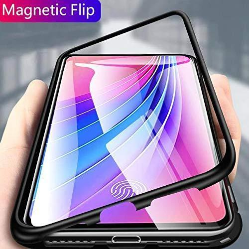 Electronic Auto-Fit Magnetic Glass Case For Vivo V15 Pro - Planetcart