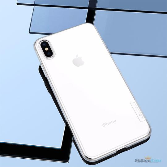 Nillkin Transparent Nature TPU Case For iPhone XS Max - Planetcart