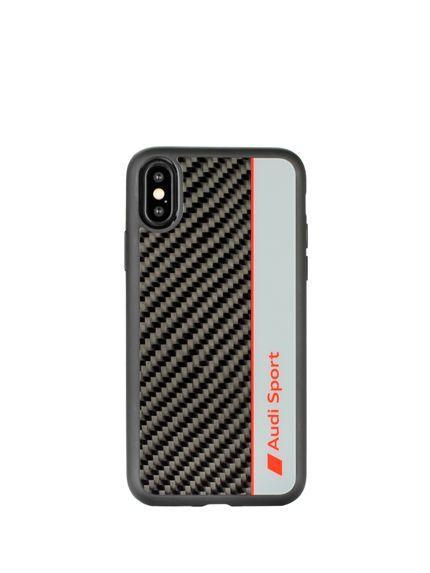 Audi R8 D1 Genuine Carbon Fiber Limited Edition Case For iPhone XR - Planetcart