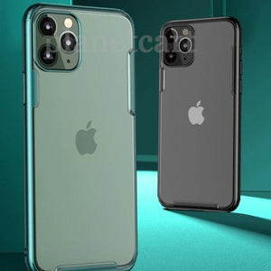 Henks Matte Transparent Case For iPhone 11 Pro Max - Planetcart