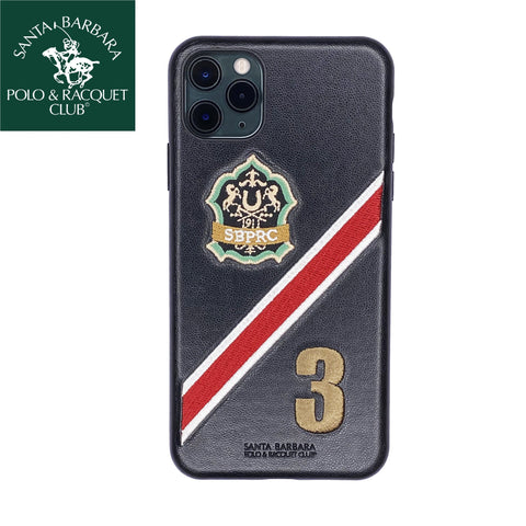 Santa Barbara Third Series Genuine Leather Case For iPhone 11 Pro - Planetcart