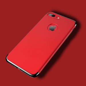 iPhone 8 Plus Hot Red Special Edition Case - Planetcart