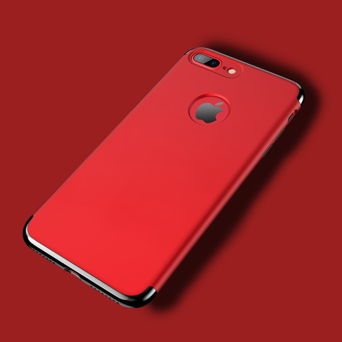 iPhone 8 Plus Hot Red Special Edition Case
