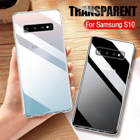 King Kong Anti Knock TPU Transparent Case For Samsung Glaxy S10 - Planetcart