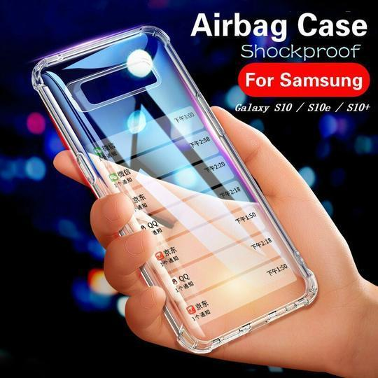 King Kong Anti Knock TPU Transparent Case For Samsung Glaxy S10 Plus - Planetcart