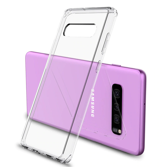 King Kong Anti Knock TPU Transparent Case For Samsung Glaxy S10e - Planetcart