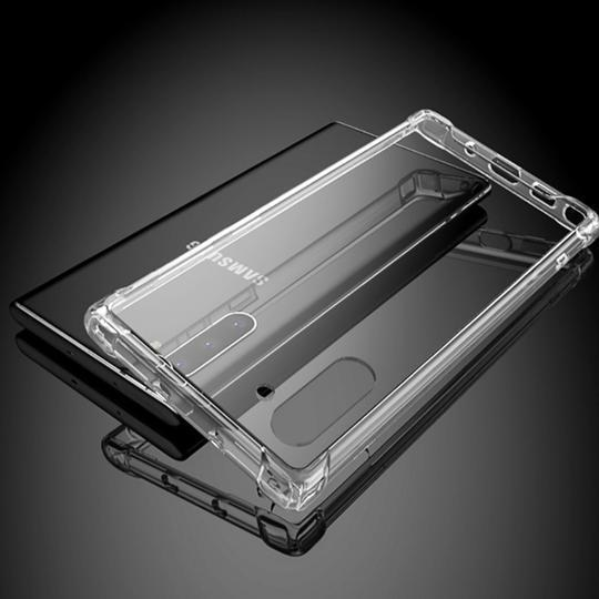 King Kong Anti Knock TPU Transparent Case For Samsung Note 10 Plus - Planetcart