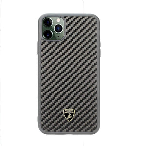 Lamborghini Genuine Elemento D3 Carbon Fiber Crafted Limited Edition Case For iPhone 11 Pro - Planetcart