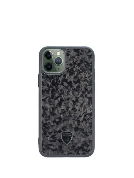 Lamborghini Genuine Huracan D14 Carbon Fiber Crafted Limited Edition Case For iPhone 11 Pro